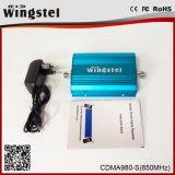 Servocommande professionnelle de signal de téléphone cellulaire de CDMA980 850MHz 2g avec l'antenne