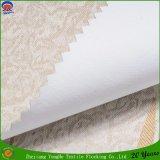 Tissu imperméable à l'eau de rideau en arrêt total de polyester tissé par textile à la maison