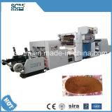 Lederne Wärmeübertragung-heiße Aushaumaschine