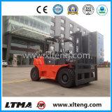 Ltma caminhão de Forklift de um LPG de 6 toneladas com altura de levantamento de 3m