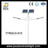 60W indicatore luminoso di via solare del doppio braccio LED