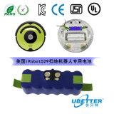 Batteria di Ubetter 14.4V3000mAh Ni-MH per la batteria di Irobot Roomba della batteria di Roomba