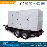 발전소 전기 디젤 엔진 생성 고정되는 힘 Genset Portable 발전기