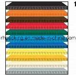 доска Correx Coroplast Corflute PP толщины 10mm полая