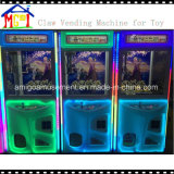 동전에 의하여 운영하는 선물 기계 장난감 기중기 phan_may 게임