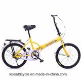 Populäres preiswertes faltendes Pocket Fahrrad (LY-A-83)