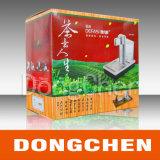 Custom Promoción suave PVC 3D Lenticular impresión de dibujos animados caja de regalo
