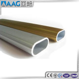 tubazione quadrata di alluminio 6063-T5
