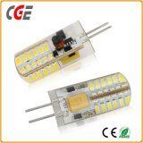 Luz de bulbo do diodo emissor de luz da luz 2835 SMD do milho do diodo emissor de luz de G4 G9 mini