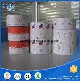 Papier d'emballage pour essuie-mains aantiseptiques