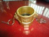 Todo o tipo de bronze/acoplamento de cobre do Camlock