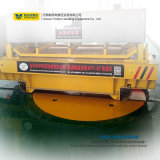 Cross Rails Moving Motorized Turnplate