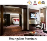 Подгоняйте мебель спальни мебели гостиницы деревянную (HD250)