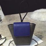 Neue Art PU-Farben-Zusammenstoß-Dame-Handtaschen-Minischulter-Beutel Sy7945