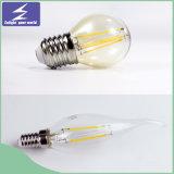 A60 4W E27 LEDのフィラメントの電球