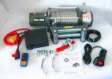 4X4 SUVの電気ウィンチ力ウィンチ(12000lb)