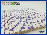 Paille de papier Heated pourprée de décoration d'approvisionnement de noce