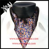 Forma impressa seda do lenço da forma elevada 100% para homens