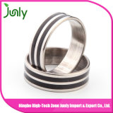 El anillo de dedo personalizados de la manera diseños populares del anillo de compromiso