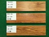 Azulejos de suelo de madera rústicos naturales de la cerámica de la promoción del material de construcción