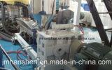 L'extrudeuse stable de la machine en plastique
