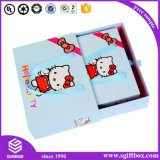 공동 자금 아이 Prefume 시계 의복 Pcakaging 귀여운 선물 종이상자