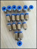 Encaixe de mangueira apropriado pneumático do cotovelo