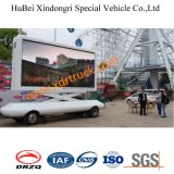 Xdr Traction Billboard Vehicle with Fashionable Apparence