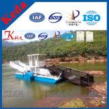 Qingzhou Keda水Weedの切断の船