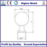 Estremità superiore per il sistema del corrimano dell'acciaio inossidabile