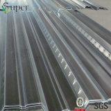 Белый составной Decking бетона металла Decking
