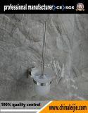 Accessoire de salle de bains de support de balai de toilette