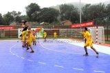 Blockierende im Freien/Indoor-Handball-Gerichte, die Handball-Bodenoberfläche ausbreiten