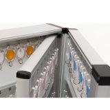 Caixa segura de aço contínua portátil do gabinete de armazenamento da caixa de 305 chaves