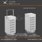 Étalage Shelf&#160 de boucle de sûreté ; Étalage avec l'éclairage LED