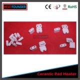calefator cerâmico da almofada 1.35kw para o encanamento