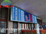 P6 RGB Indoor LED Display Panel für Flughafen