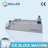 Série aprovada da máquina do bloco de gelo do CE industrial (1ton/day a 30tons/day) (séries do MB)