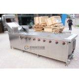 (WA-2000) Máquina de lavar alimentos, máquina de limpeza de alimentos, máquina de lavar roupa para vegetais de salada com bolha de ar de alta pressão