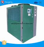refrigeratore industriale dell'acqua raffreddato aria 45kw per la macchina dello stampaggio mediante soffiatura