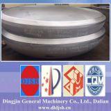 ステンレス鋼の貯蔵タンクに加えられる楕円の皿ヘッド