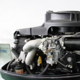 F15BMS, управление румпеля, ручной старт и двигатель короткого вала внешний