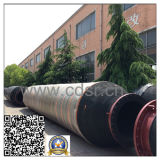 Großer Durchmesser-flexibler Gummiselbstsich hin- und herbewegender Schlauch für das Ausbaggern