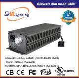 Hydroponic вырастите светлым рефлектор балласта 630W CMH /1000W HPS цифров электронным законченный двойником
