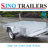 Heavy Duty Utility Single Axle Trailers
