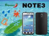 Caja impermeable al por mayor del teléfono celular de la fábrica para la nota 3 de Samsung