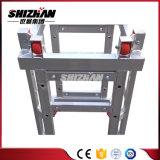 Armature carrée de boulon/vis d'alliage d'aluminium de Shizhan 500*500mm