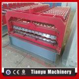 [س] شهادة لون يكسى قطاع جانبيّ فولاذ [رووف تيل] يجعل آلة