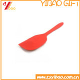 Cuchara de encargo de los utensilios de cocina del silicón de la talla