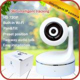 720p赤ん坊/ペット監視のための自動追跡のWiFi IPのカメラ